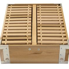 """Comb Box 26 Frame Shallow Langstroth (5 5/8"""" tall, 16 1/4"""" wide, 20"""" long) from Eco Bee Box LLC for $75.00"""