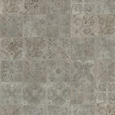 Pergo Portfolio 6.14-in W x 4.52-ft L Mediterranean Tile Tile Look Laminate…
