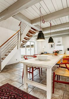 STIL INSPIRATION: Modern rustic with the perfect carpets