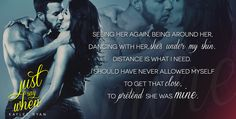 Blitz: Review, Excerpt, & Giveaway -Just Say When byKaylee Ryan - Martini Times Romance Book Blog