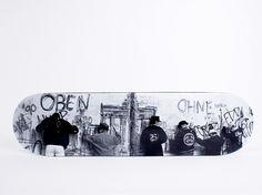 7ba21476580 Stussy - Berlin Chapter Skateboard Deck