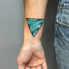 40 Unique Triangle Tattoo Meaning and Designs – Sacred Geometry