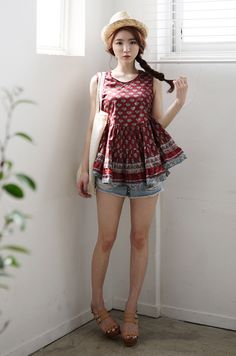 Ulzzang Summer Fashion.