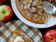 "Magic ""Crazy Crust"" Apple Pie"