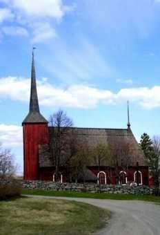 Kristiinankaupunki Ulrika Eleonora church.  Ostrobothnia province of Western Finland.- Pohjanmaa - Österbotten - Foto: Staffan Storteir