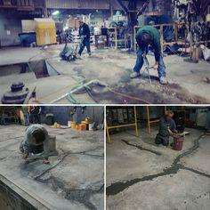 Réparation de béton Montréal  - 1855 613 4773. www.betonuniversel.com