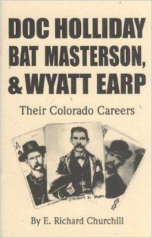 Doc Holliday and Wyatt Earp