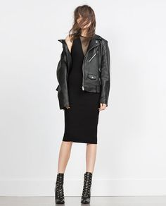 Image 1 of LONG TUBE DRESS from Zara