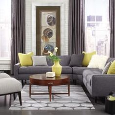 Come check out our high end contemporary living room furniture in Seattle. Professional services and custom furniture that will suite your home well Classic Home Furniture, Contemporary Living Room Furniture, New Furniture, Furniture Design, My Living Room, Living Room Decor, Hamilton Sofa, Living Room Upholstery, Comfort Design