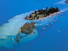 Isola sul Lago di Garda