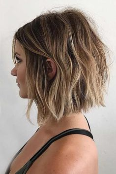 62 Amazing Short Hairstyles for Thin Hair - Fine Hair on Top / Crown Area? No Pr. - 62 Amazing Short Hairstyles for Thin Hair – Fine Hair on Top / Crown Area? No Problem! These hair - Popular Short Hairstyles, Short Hairstyles For Thick Hair, Curly Hair Styles, Prom Hairstyles, Hairdos, Shirt Bob Hairstyles, Fine Hairstyles, Japanese Hairstyles, Long To Short Hair