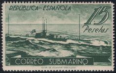España, D-1, en costrucción desde 1933 a 1954