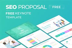 SEO Proposal Keynote Template Free Download Free Powerpoint Presentations, Powerpoint Themes, Powerpoint Template Free, Powerpoint Presentation Templates, Keynote Template, Swot Analysis, Best Seo, Proposal Templates, Digital Marketing