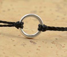 Karma Bracelet par Zzaval sur Etsy