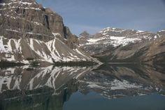 Bow Lake - Alberta, CA