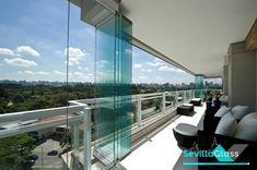porches sol lluvia acristalar acristalamientos vidrios hotel restaurantes proyectos diseos lumon decoradoras sevillaglass terrazas - Acristalar Terraza