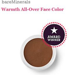 Bare Minerals Warmth - Highlighter for the face