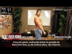 Treino COSTAS CASEIRO c Halter - YouTube