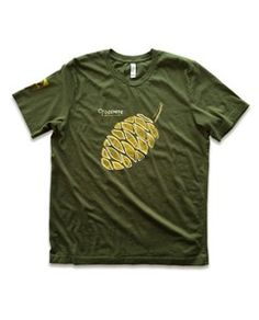 Giant Sequoia Small Cone Shirt - Unisex Style