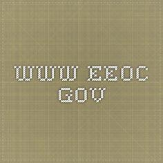 Module 5 - Link to EEOC Website on Discrimination. www.eeoc.gov