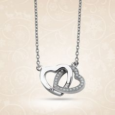 Naszyjnik Scarlett. Efektowna, pełna blasku srebrna biżuteria w klasycznym stylu.  Cena: 135 PLN  http://www.yes.pl/50544-naszyjnik-scarlett-AB-S-000-CYR-ANOG053