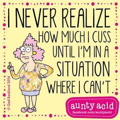 aunty