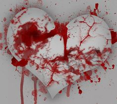 Broken Heart by external-linq by 10inPhotoshop on DeviantArt