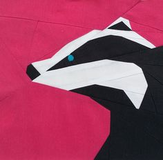 Woodland Quilt-Along- The Badger | The Tartankiwi