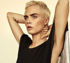 What do you think of this look for Cara?