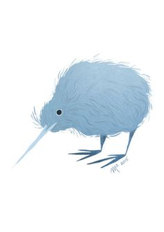Leading Illustration & Publishing Agency based in London, New York & Marbella. Bird Drawings, Animal Drawings, Kiwi Bird, Bird Wallpaper, Drawing Animals, Sketch Books, Drawing Base, Bird Illustration, Character Creation