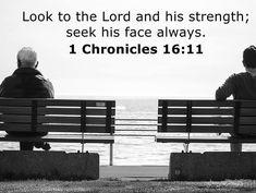 #verseoftheday #scriptureoftheday #bibleverseoftheday Scripture Of The Day, Verse Of The Day, 1 Chronicles 16, Company Logo, Bible, Logos, Face, Biblia, Logo
