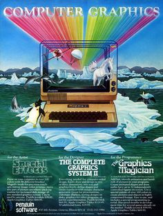 1982 Penguin Software ad