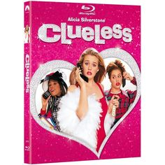 Amazon.com: Clueless [Blu-ray]: Alicia Silverstone, Stacey Dash,... ($4.20) ❤ liked on Polyvore
