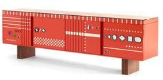 Kundan Console by Doshi Levien