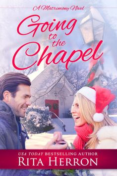 Going to the Chapel ~ If there's a naughty list, Izzy Sassafras is on it—but she's ready to make a new start this Christmas. Especially after leaving her lying, cheating, no-good husband and fleeing to her old hometown of Matrimony, Georgia. Izzy's made herself a promise: no more men. All she wants to do is get her wedding business up and running—and mend fences with her estranged sisters. But