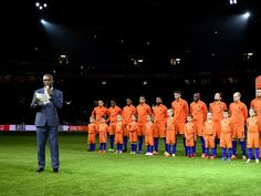Seedorf with the dutch national team