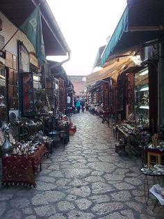 #Sarajevo Bascarsia