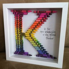 Christmas present for Teacher. | Love love looove | Pinterest ...