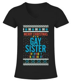 # Men S Merry Christmas From The Gay Sister Everybody Talks T-shirt 3xl Grass .    COUPON CODE    Click here ( image ) to get COUPON CODE  for all products :      HOW TO ORDER:  1. Select the style and color you want:  2. Click Reserve it now  3. Select size and quantity  4. Enter shipping and billing information  5. Done! Simple as that!    TIPS: Buy 2 or more to save shipping cost!    This is printable if you purchase only one piece. so dont worry, you will get yours…