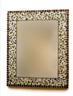 Image result for mosaic mirror handmade