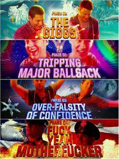 #thegiggs #trippingmajorballsack #overfalsityofconfidence #fuckyeahmotherfucker #21jumpstreet #bestmovie
