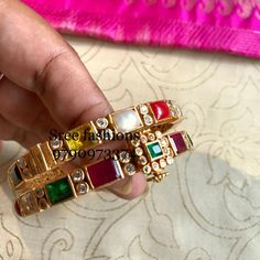 Traditional Gold-plated Bangles & Where To Shop Them Sterling Silver Bracelets, Bangle Bracelets, Silver Ring, Silver Earrings, Hammered Silver, Bracelet Charms, 925 Silver, Gold Bangles Design, Silver Jewellery Indian