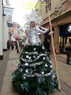 Tree of Wishes | Stilt Walker | Norfolk | Eastern | UK