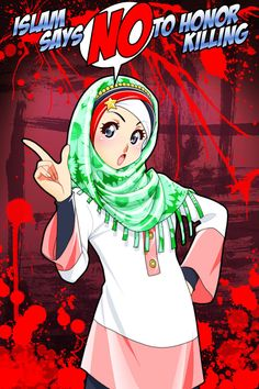 Assalaamu alaikum [Peace be to you], Today, I'd like to talk a little about one of the crimes many ignorant non-Muslims attribute to Islam: honor Killing. UNFAIR VICTIMS OF A GRUESOME SIN: Muslim w...