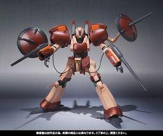 THE ROBOT SPIRITS <SIDE HM> アシュラ・テンプル   Tamashii Web