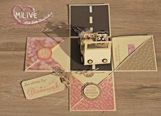 Diy Papier, Up, Blog, Wedding, Diys, Boxes, Cash Gifts, Valentines Day Weddings