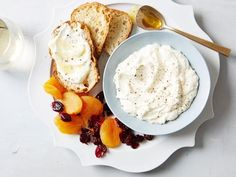 Homemade Whole Milk Ricotta Cheese Recipe   Food Network Kitchen   Food Network