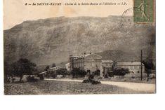83 VAR La sainte baume Chaîne de la sainte baume et l'hôtellerie CPA | Collections, Cartes postales, France: Provence, Côte-d'Azur | eBay!