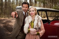 Serena - Publicity still of Bradley Cooper & Jennifer Lawrence