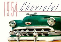1954 ... cars that smoke cigars! | by x-ray delta one